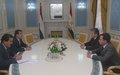 SRSG Jenča visits Tajikistan