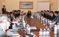 Workshop for Central Asian Countries on Non-Proliferation and International Legal Cooperation