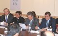 Central Asia Water Dialogue Meeting