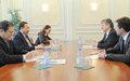 Visit of SRSG Miroslav Jenča to Kazakhstan