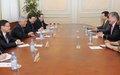 SRSG's visit to Kazakhstan