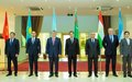 Fifth Annual Meeting of Deputy Ministers of Foreign Affairs of Central Asian states