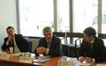 SRSG discusses political and security prospects of Central Asia at Atlantic Council