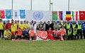 UNRCCA participates at the UN Preventive Diplomacy Cup Tournament