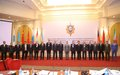 Visit of the SRSG and Head of the UNRCCA Petko Draganov to Tashkent