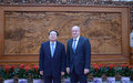 Visit of SRSG Petko Draganov to People's Republic of China