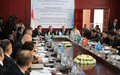 UNRCCA took part at 2015 SPECA Economic Forum in Dushanbe