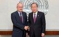 Secretary-General appoints Petko Draganov of Bulgaria as SRSG of UNRCCA