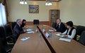 SRSG visits Kazakhstan