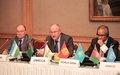 """Семинар """"Трансграничные Водные Ресурсы в Центральной Азии: Состояние Дел"""