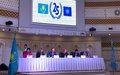 SRSG Natalia Gherman attends high-level meeting in Kazakhstan