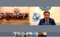UNRCCA CONVENES SECOND ONLINE MEETING WITH INSTITUTES OF STRATEGIC STUDIES AND OTHER STATE INSTITUTIONS OF CENTRAL ASIA