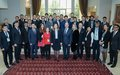 UNRCCA CONVENED CAPACITY-BUILDING WORKSHOP AND MEETING OF CENTRAL ASIAN WATER EXPERTS IN ASHGABAT