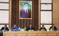 UNRCCA and UNOCT assisted Turkmenistan on developing the National Strategy on prevention of violent extremism and countering terrorism for 2020-2024