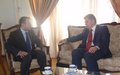 SRSG Jenča visits Afghanistan