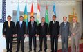 Third meeting of Deputy Foreign Ministers of Central Asian states