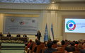 International Conference on Security and Development in Samarkand