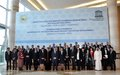 "SRSG NATALIA GHERMAN PARTICIPATES AT THE INTERNATIONAL CONFERENCE ""IMPORTANCE OF THE GREAT SILK ROAD: PRESENT AND FUTURE DEVELOPMENT"""