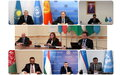 UNRCCA HOSTS TENTH MEETING OF DEPUTY MINISTERS OF FOREIGN AFFAIRS OF THE CENTRAL ASIAN STATES AND AFGHANISTAN