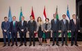 UNRCCA CONDUCTED EIGHTH MEETING WITH DEPUTY FOREIGN MINISTERS OF CENTRAL ASIAN STATES AND AFGHANISTAN