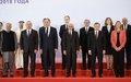 SRSG NATALIA GHERMAN PARTICIPATES IN INTERNATIONAL CONFERENCE ON AFGHANISTAN IN TASHKENT