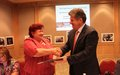 UNRCCA helps to promote women's peace-building role in Central Asia