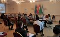 UNRCCA CONVENES FIRST ONLINE MEETING WITH INSTITUTES OF STRATEGIC STUDIES AND OTHER STATE INSTITUTIONS OF CENTRAL ASIA
