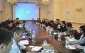 В РЦПДЦА прошло партнерское совещание по водным вопросам
