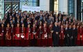 "Student Conference ""UN Model"" held in Ashgabat"