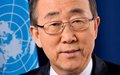 "The Secretary-General's message to International Conference ""From a Nuclear Test Ban to a Nuclear Weapons-Free World"""