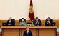 Remarks by the UN Secretary-General to the Jogorku Kenesh, Parliament of Kyrgyzstan