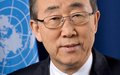 The Secretary-General's Message on the 100-Day Countdown to the International Day of Peace