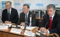 Press Conference by the OSCE, UN and EU Special Envoys on the situation in Kyrgyzstan