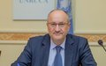 SRSG congratulated Central Asian states with the 25th anniversary of joining the UN