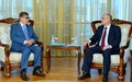 SRSG pays first official visit to Kazakhstan