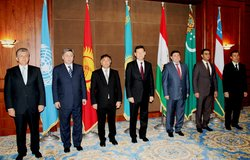 Fourth Meeting of Deputy Ministers of Foreign Affairs of Central Asian States, 18 October 2012, Alarcha, Kyrgyzstan
