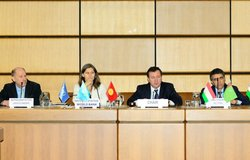 Meeting of Senior Officials of Central Asian States, Vienna, 6-7 March 2014