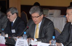 "Seminar ""Sustainable development: A key factor for stability and peace in Central Asia"", 1-2 March 2012, Tashkent"