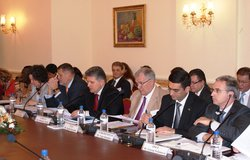 Enhanced Regional Cooperation: Coordination Meeting on the follow-up to the IFAS Summit in Almaty, Ashgabat, 16 July 2009