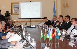 "Seminar ""Security and Stability in Central Asia: Interaction with International and Regional Organizations"", 21-22 April 2010, Ashgabat"