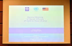 II Meeting of Senior Officials of Central Asian States, Vienna, 29-30 April 2015