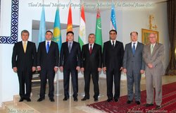 Third meeting of Deputy Foreign Ministers of Central Asian states, 31 May 2011, Ashgabat